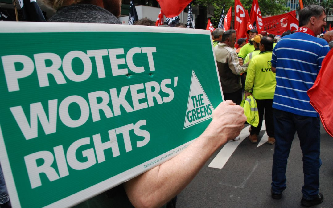 Attacks on unions are quite literally killing young workers