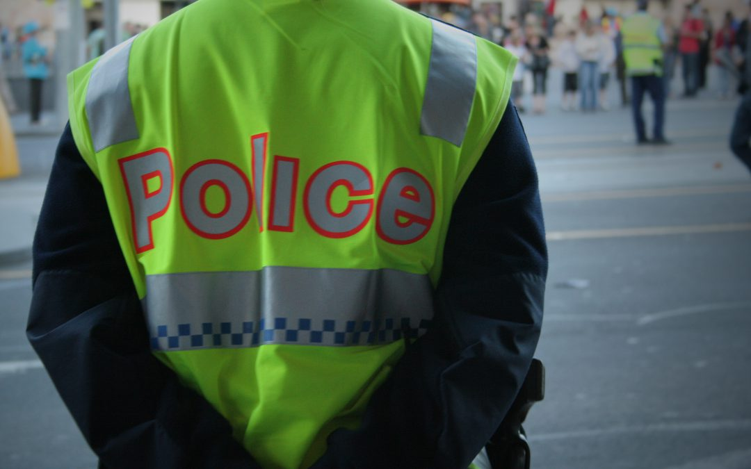 Insurance company spying on stressed cops