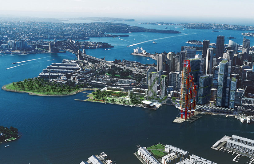 Court ruling over Barangaroo may put public works at risk