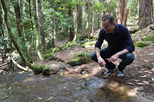 David interviewed on ABC regarding Aboriginal Heritage
