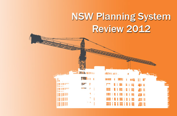 Planning Review Consultation Wednesday 25 January 2012