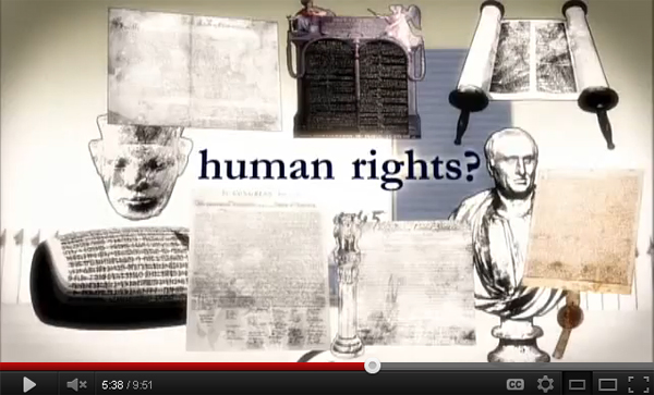 Human Rights – innate or a political construct [Event]