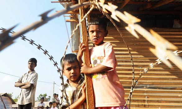 EVENT: A fair go for refugees from Sri Lanka