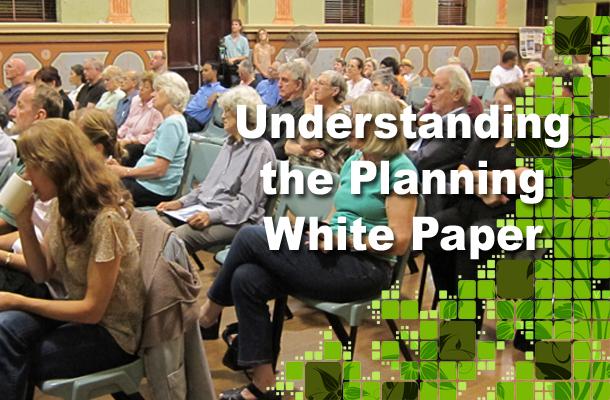 Planning White Paper – Cheat Sheet
