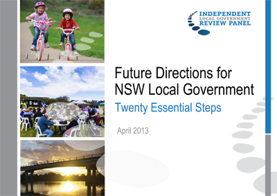 Independent Local Government Review Submission