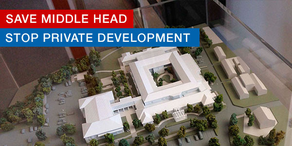 EVENT Last chance to save Middle Head public meeting