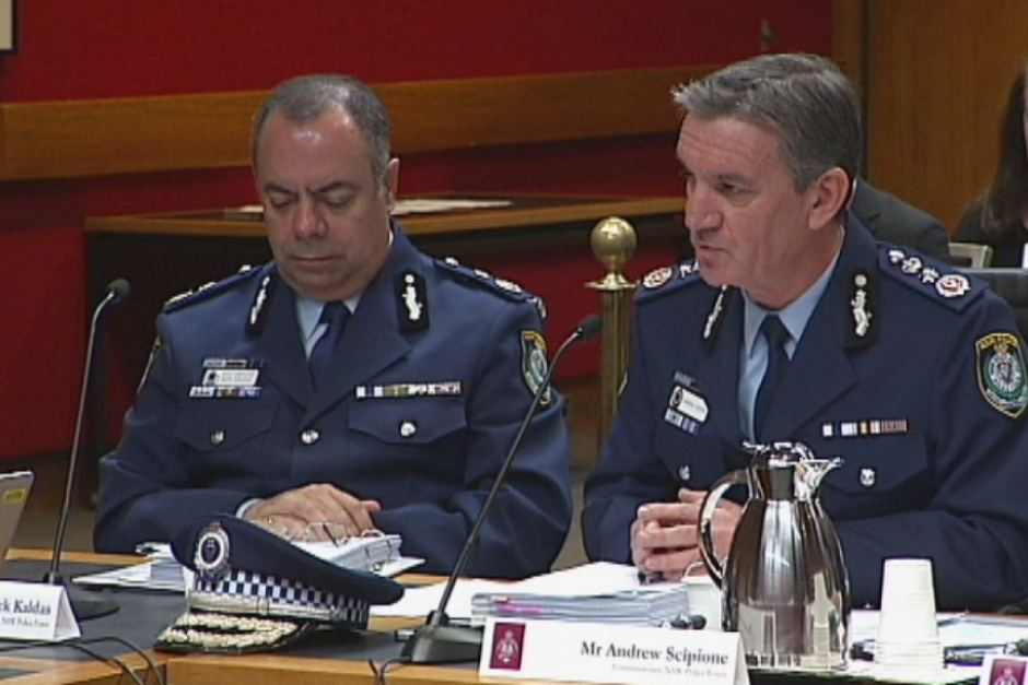 Scipione faced with serious questions about police convictions
