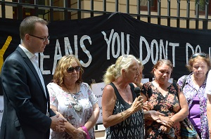 Working with Grandmothers Against Removals to stop the new Stolen Generation