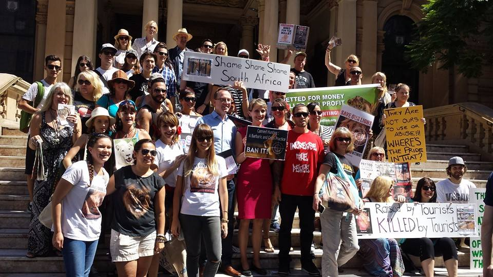 Global March for Lions & Sydney Pig Save