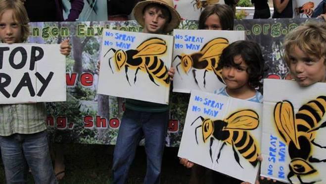 EVENT 'No Spray, No Way' Community Forum