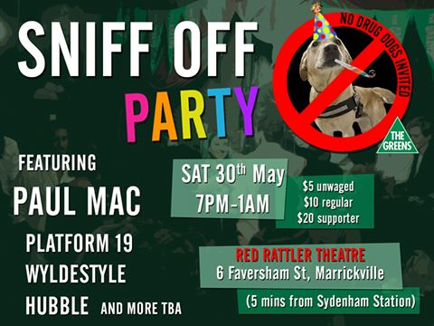 EVENT Sniff Off Party