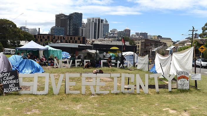 Terra Nullius lives on as the Supreme Court finds against Redfern Aboriginal Tent Embassy