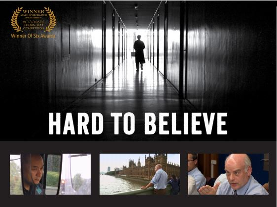 EVENT: Documentary screening of 'Hard to Believe'