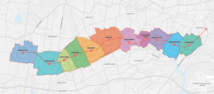Privatised rail and overdevelopment a toxic mix for suburbs from Sydenham to Bankstown