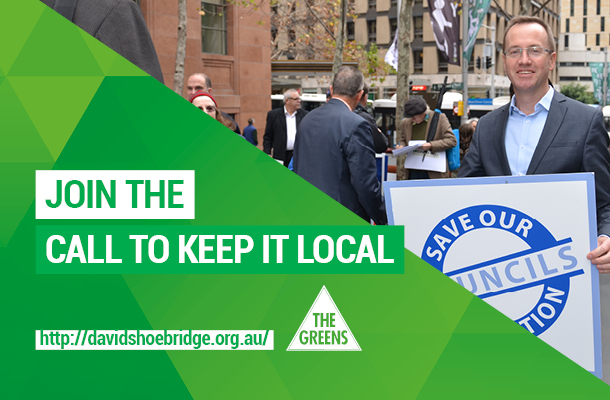SNAP ACTION: Join the Call to Keep it Local