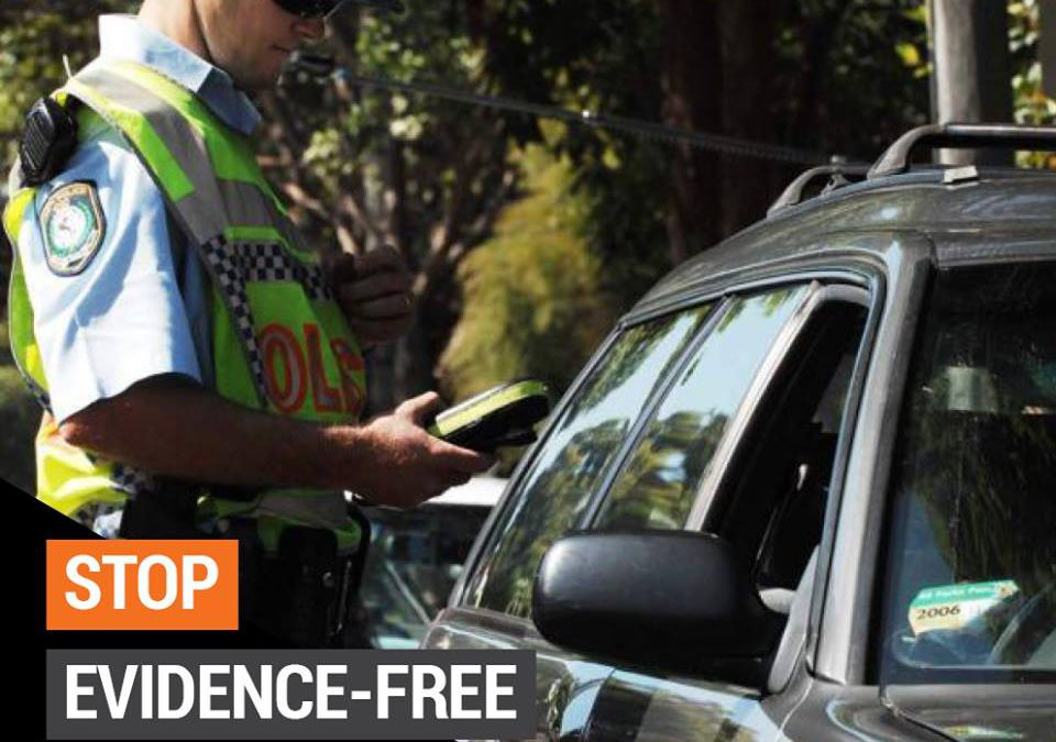 Asking questions: why isn't cocaine included in the Roadside Drug Testing scheme
