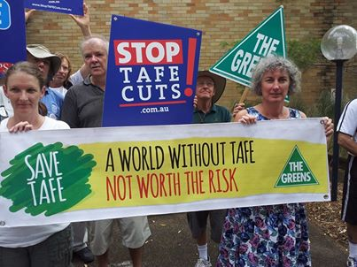Documents reveal Boston Consulting were paid $90,000 to backdate TAFE report