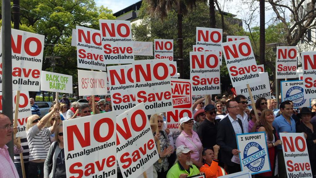A bill to end forced council amalgamations could pass the Upper House tomorrow
