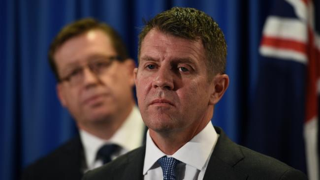 Baird government's sneaky move to tear down the National Adler ban