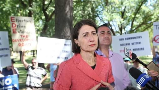 Terror and Mergers drives NSW Cabinet Reshuffle