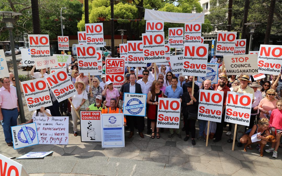 Local Democracy Matters for Residents who take the Berejiklian Government to Court