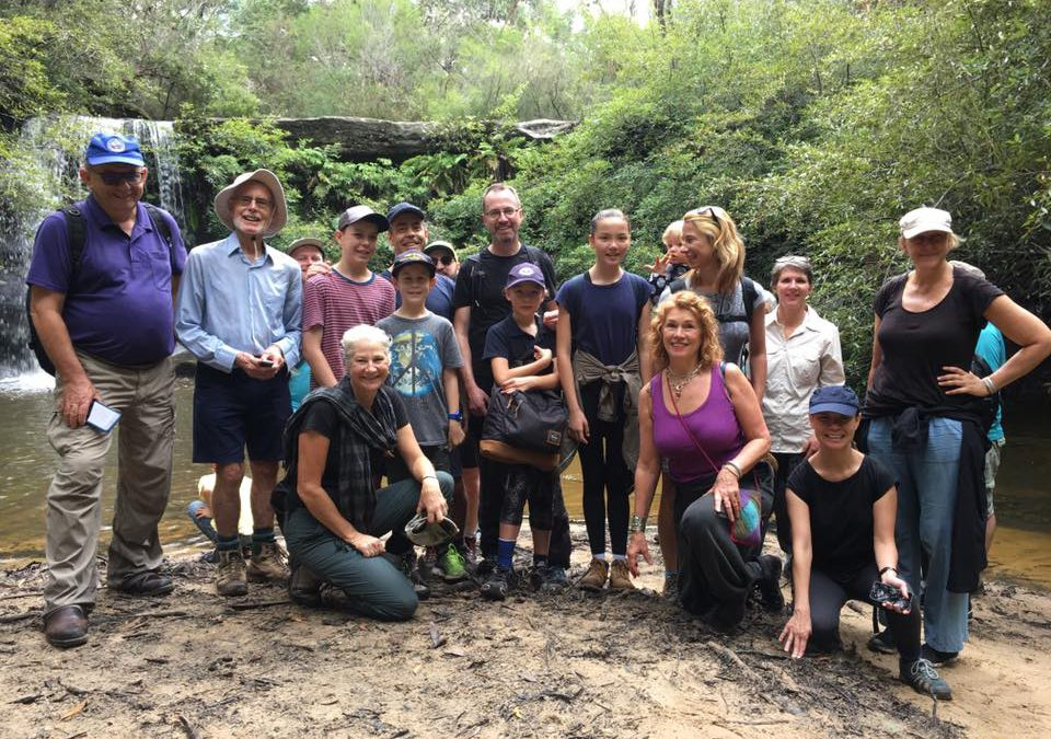 Bushwalking club: March and May 2017 dates