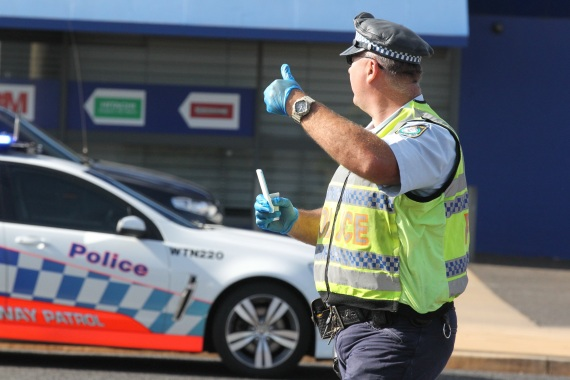 New report from BOCSAR confirms why roadside drug testing is so flawed