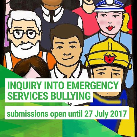 Emergency Services Bullying Inquiry