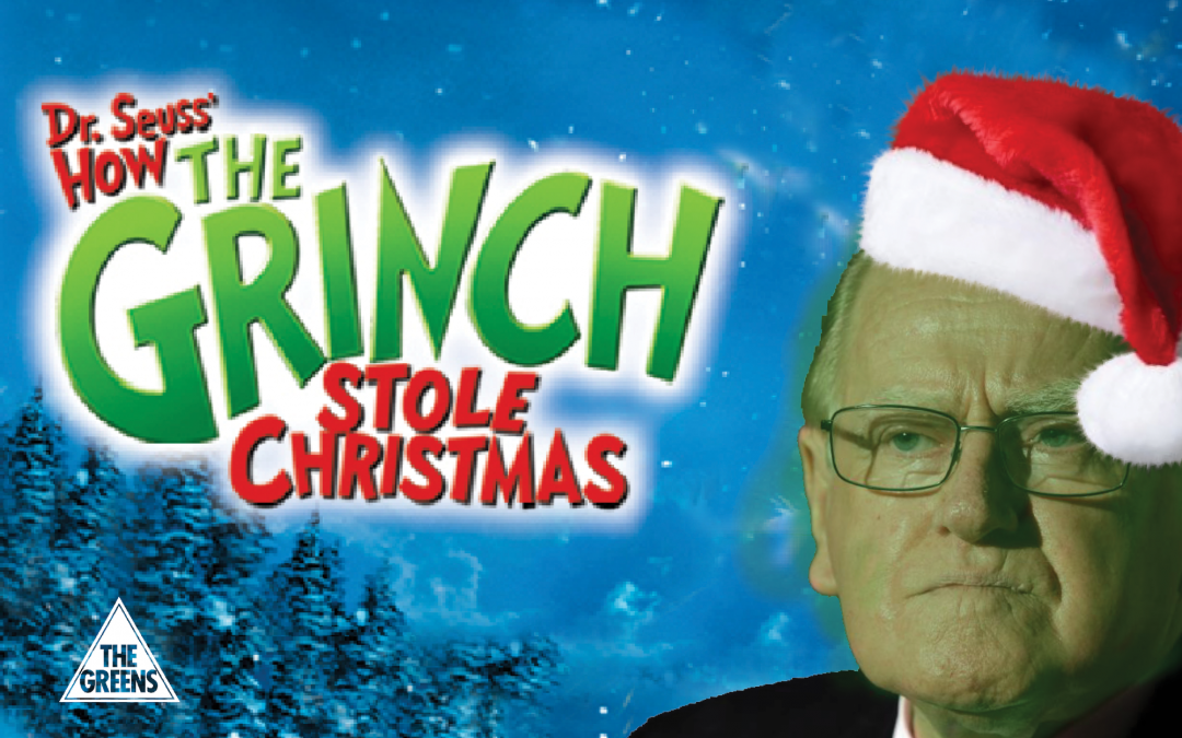 Fred Nile and Coalition steal Christmas holidays from thousands of retail workers